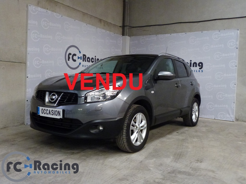nissan qashqai 1 5 dci 110 cv tekna sarl fc racing automobiles. Black Bedroom Furniture Sets. Home Design Ideas