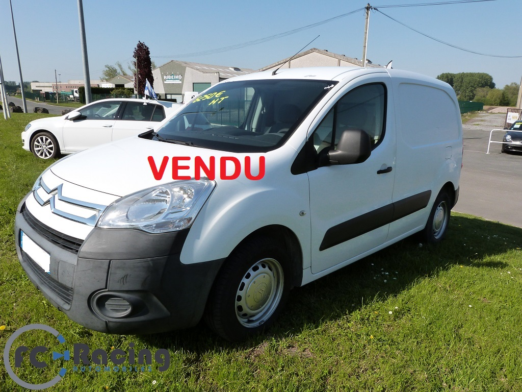 citroen berlingo 75 cv court 625 kg club